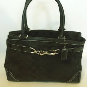 Coach Tote/Satchel Purse